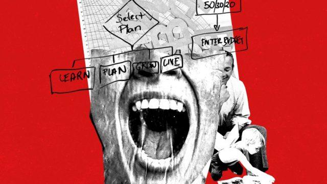 ilustración collage sobre cuidados