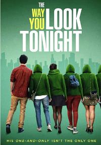 Cartel de la película The way you look tonight
