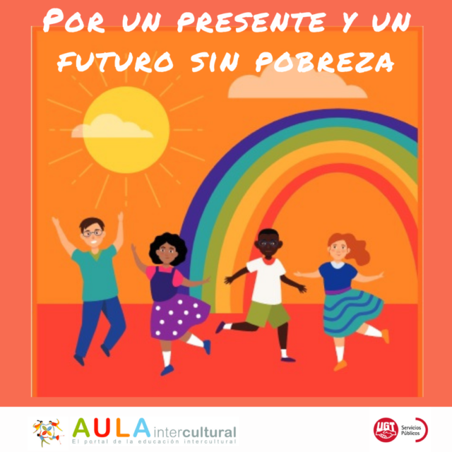 Cartel campaña Día Pobreza