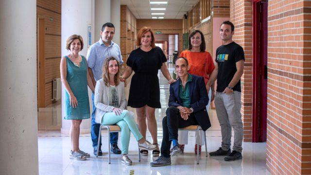 grupo de profesores valencianos